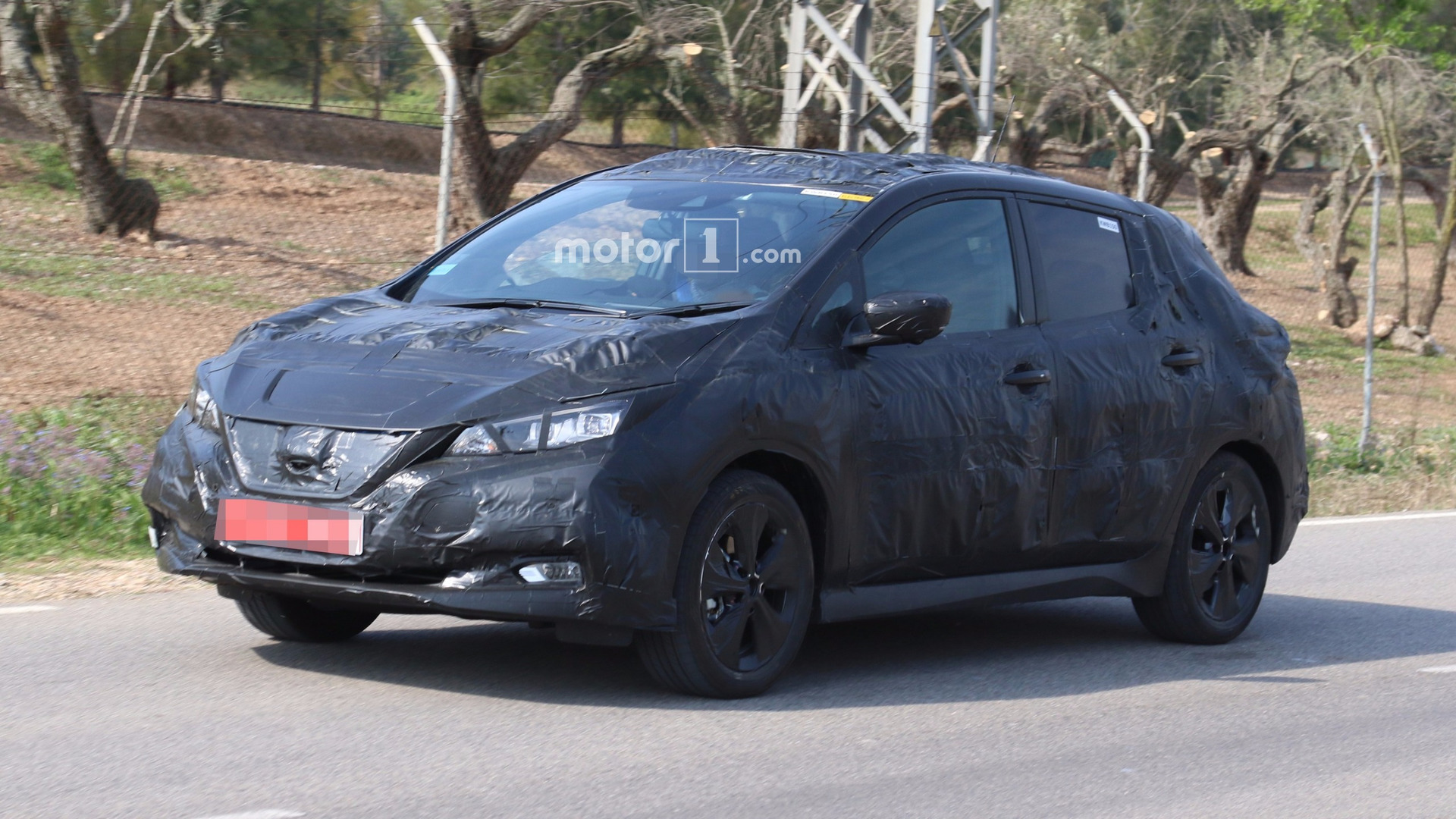 39 The 2020 Nissan Leaf Engine