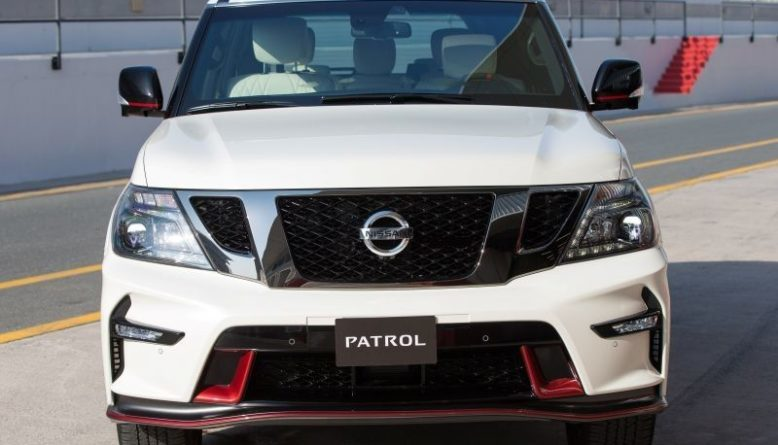 39 The 2020 Nissan Patrol Exterior and Interior