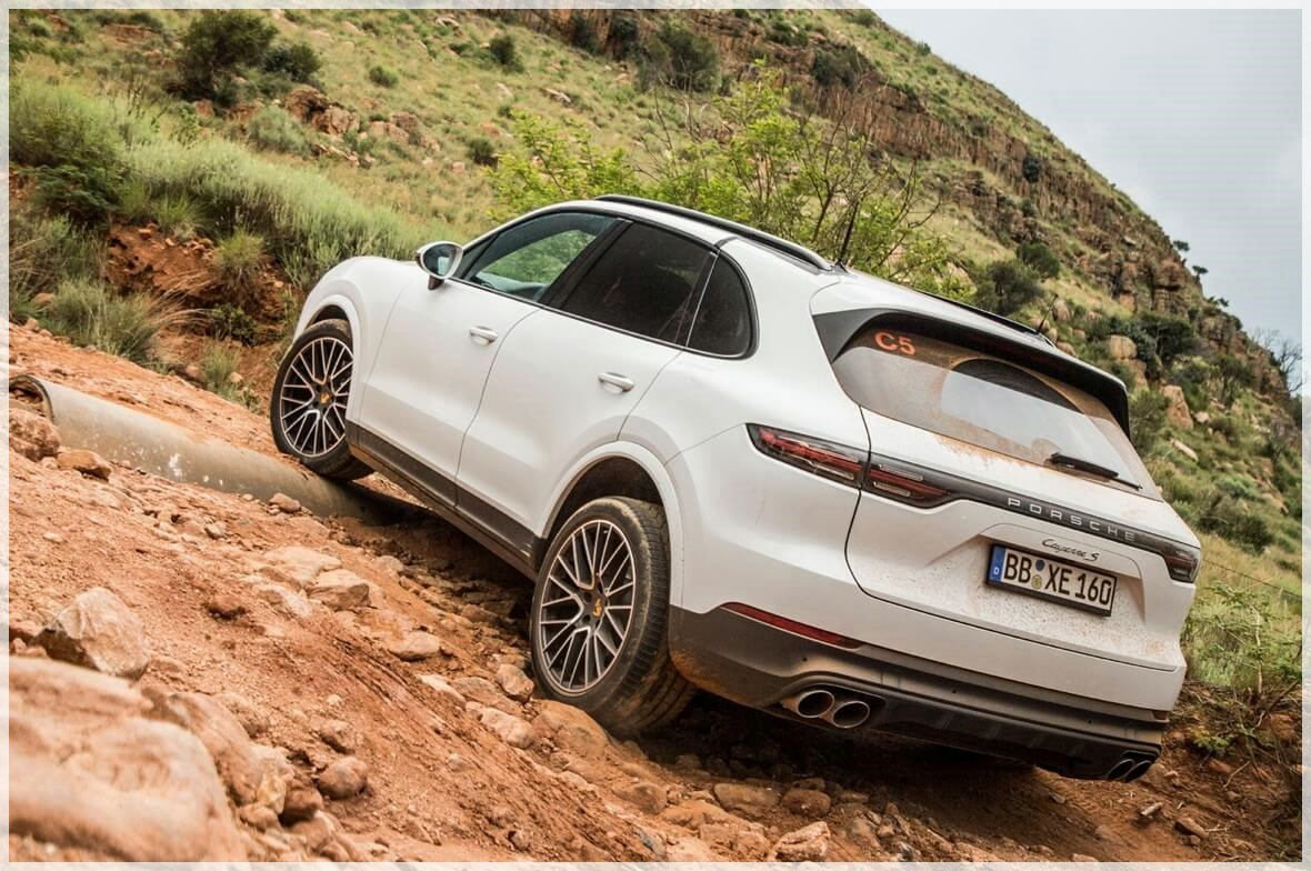 39 The 2020 Porsche Cayenne Turbo S Price