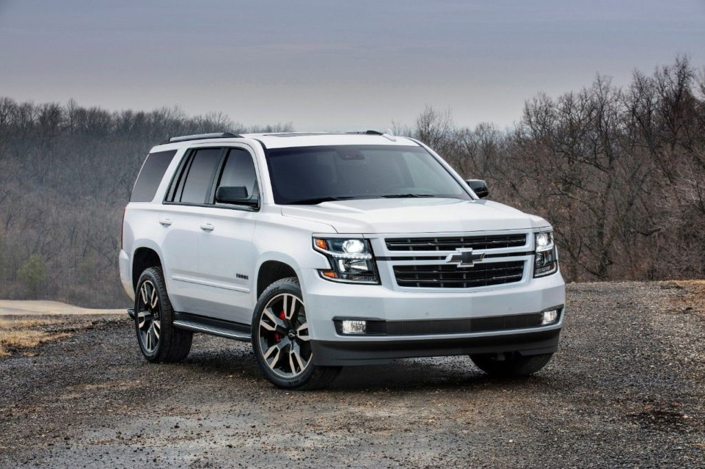 39 The Best 2020 Chevy Tahoe Z71 Ss History