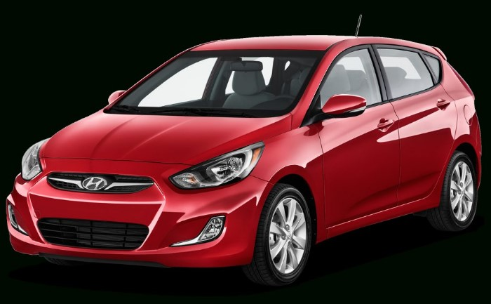 39 The Best 2020 Hyundai Accent Hatchback Price and Review