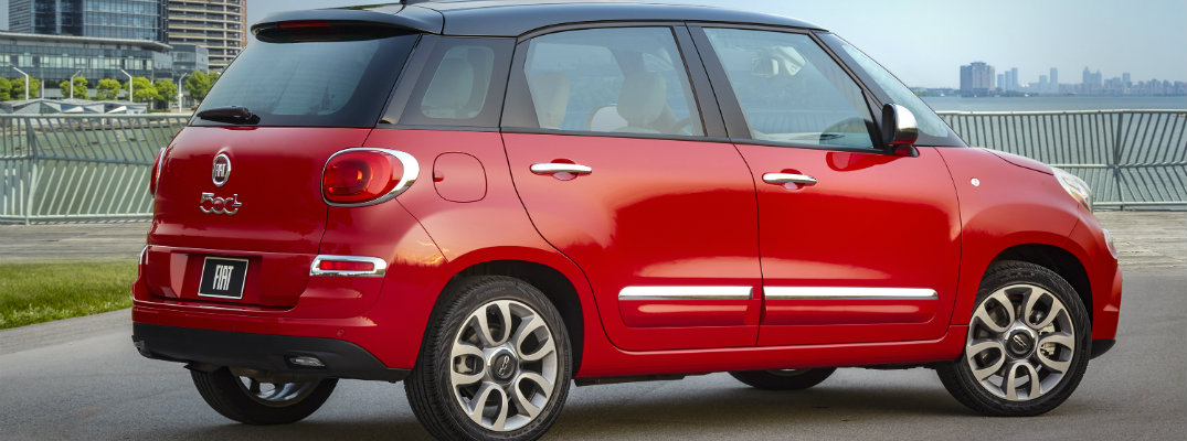 40 A 2019 Fiat 500L Concept and Review