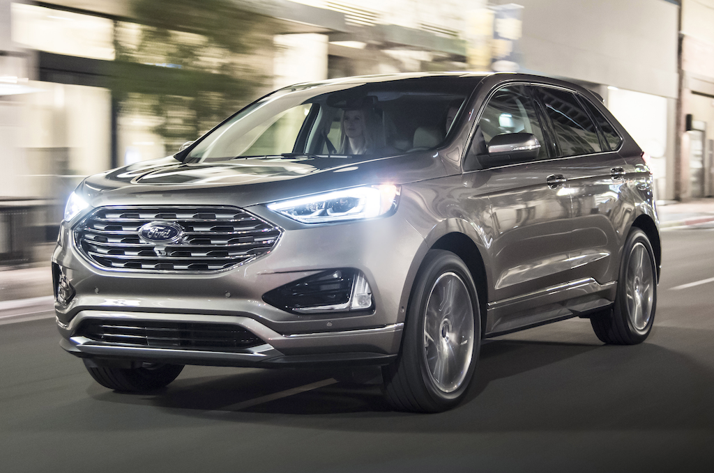 40 A 2019 Ford Edge New Design Concept