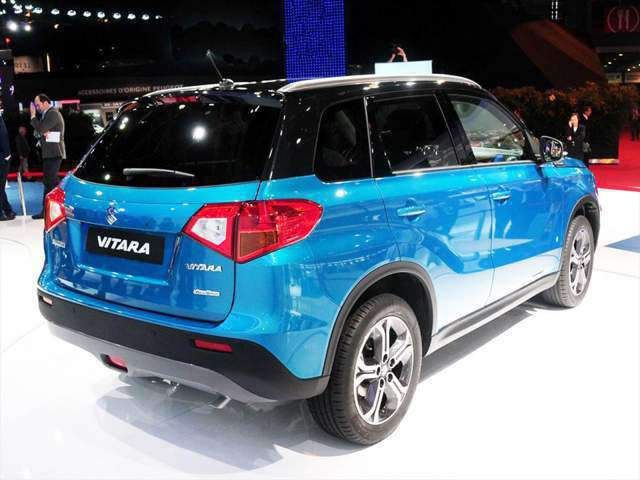 40 A 2019 Suzuki Grand Vitara Price Design and Review