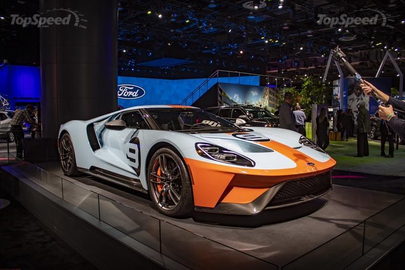 40 A 2020 Ford Gt Supercar Review