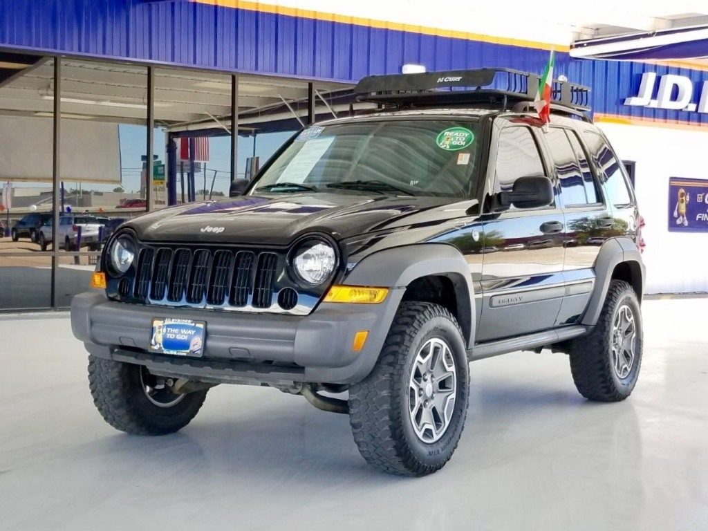 40 A 2020 Jeep Liberty New Review