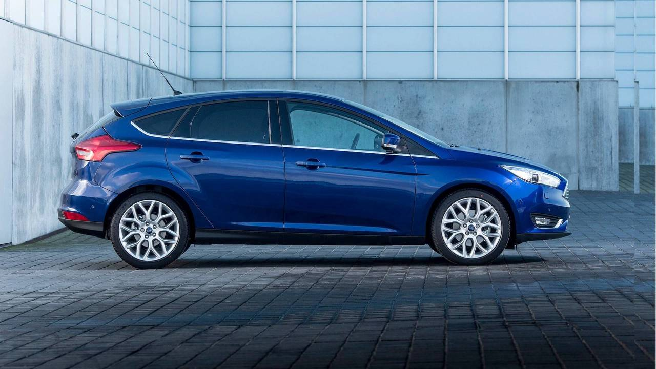 40 All New 2019 Ford Focus Picture