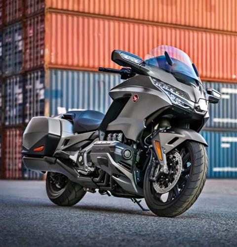 40 All New 2019 Honda Gold Wing Redesign and Review