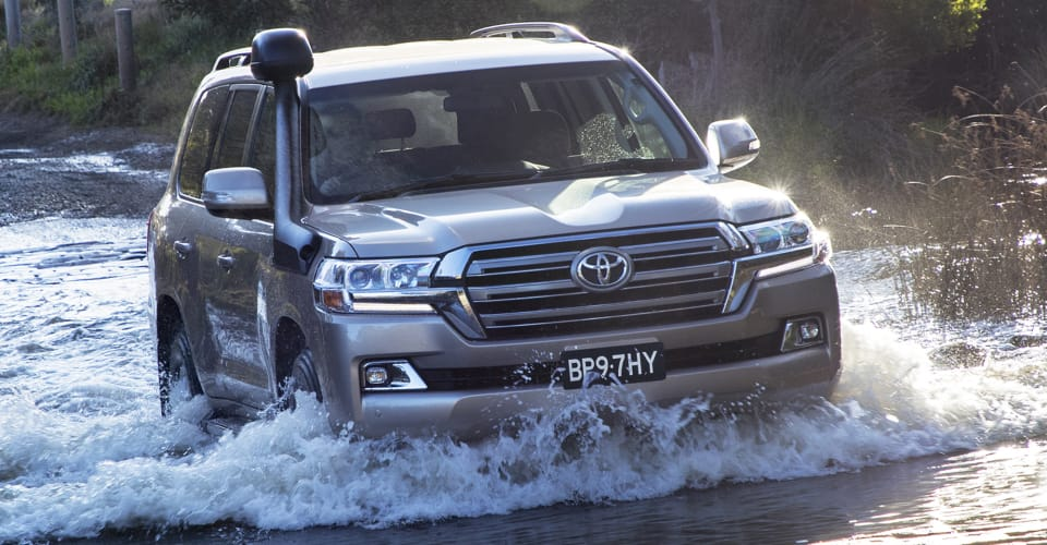 40 All New 2019 Land Cruiser Release Date and Concept