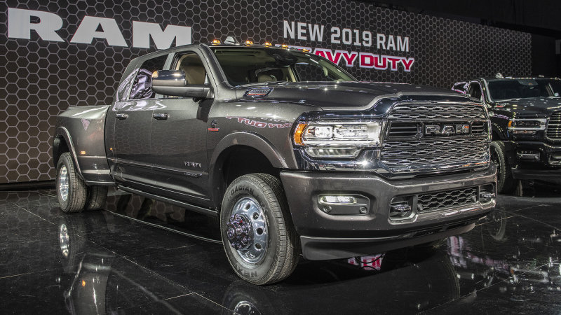 40 All New 2019 Ram 3500 Diesel Specs