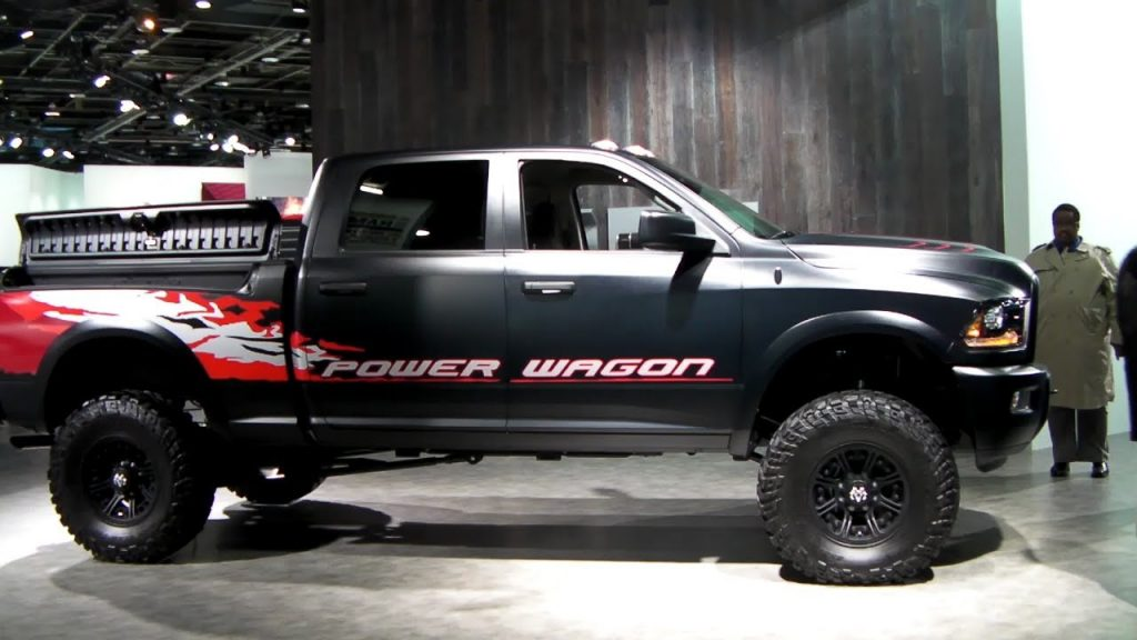 40 All New 2020 Dodge Power Wagon Redesign