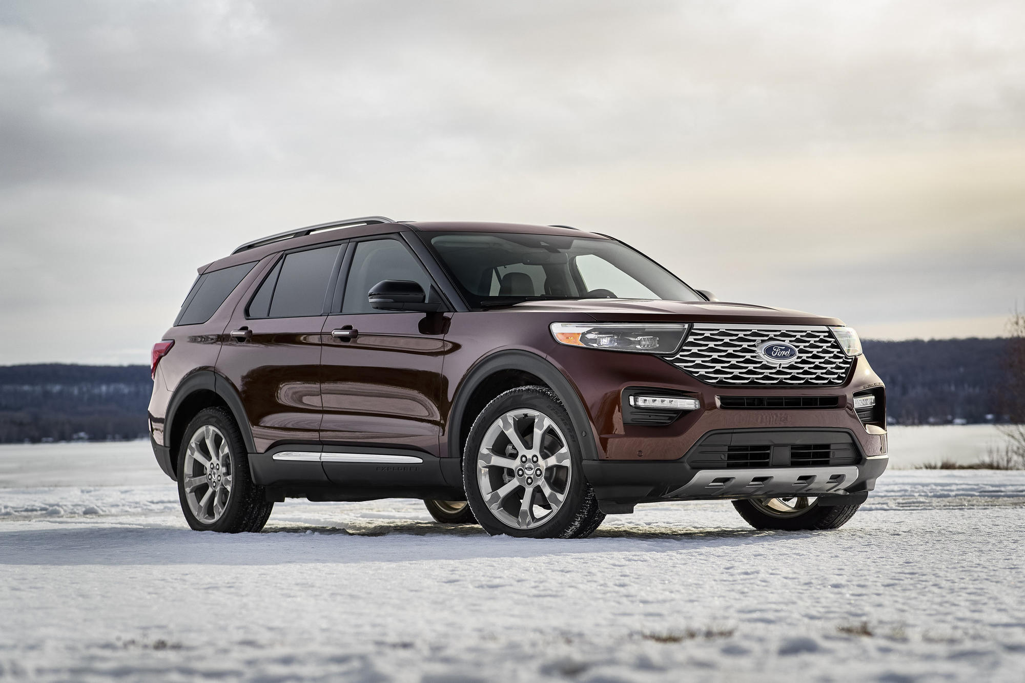 40 All New 2020 Ford Explorer Sports Concept