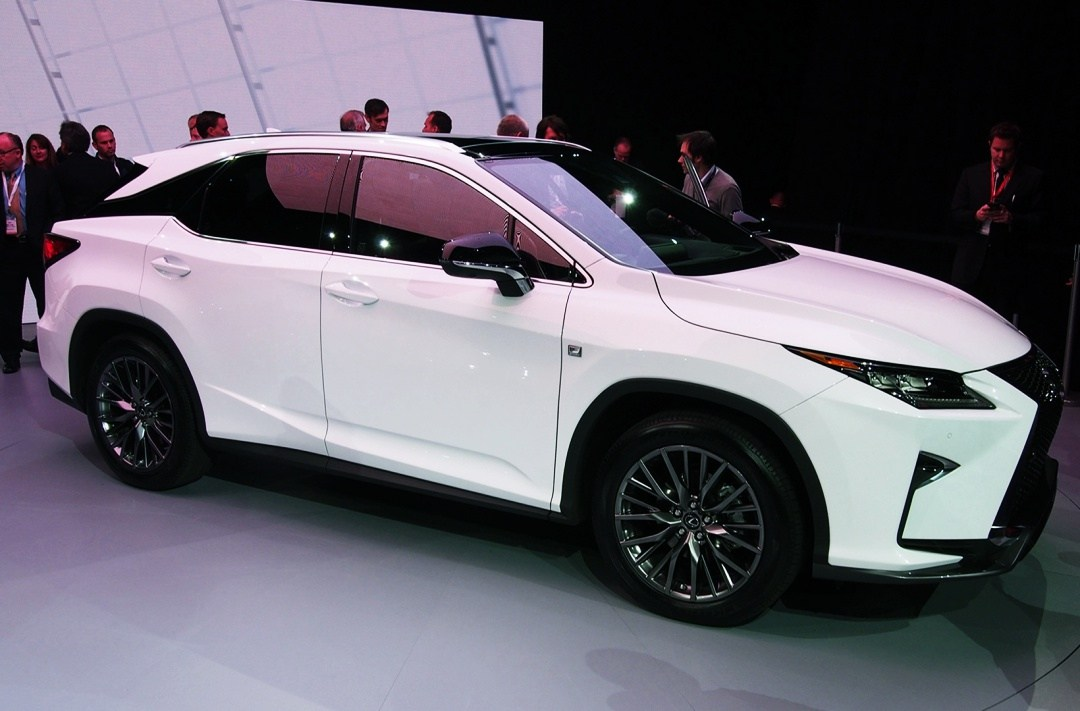 40 All New 2020 Lexus RX 350 Configurations