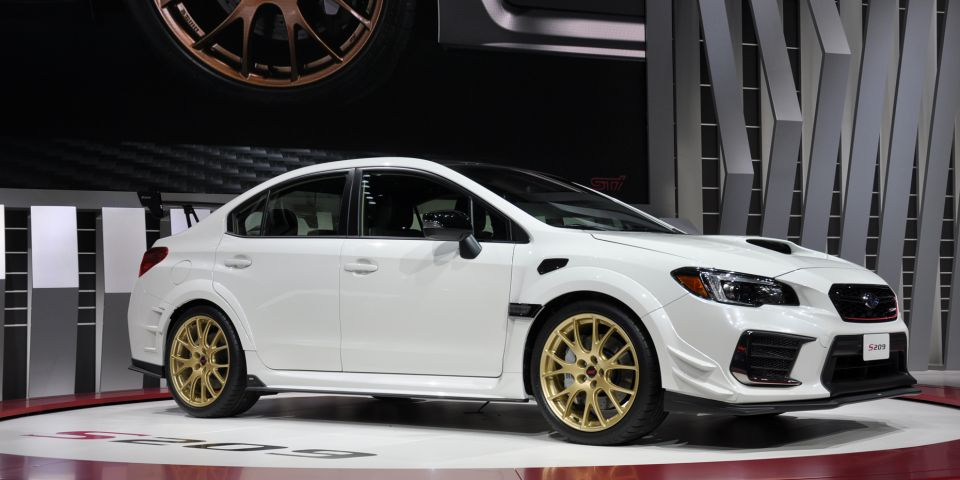 40 Best 2020 Subaru WRX STI Spy Shoot