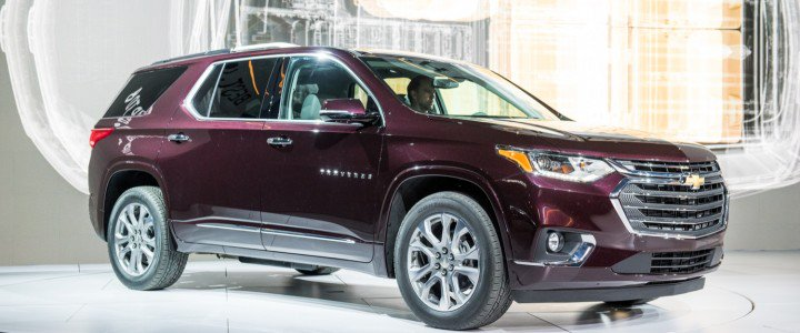 40 New 2019 Chevy Traverse Performance