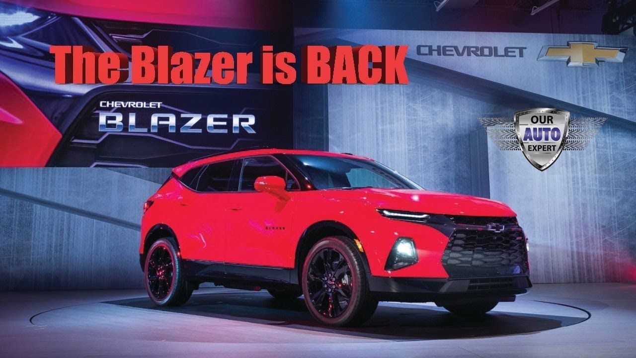 40 New 2020 Chevy Blazer K 5 Price and Review