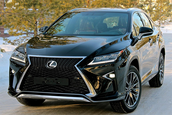 40 New 2020 Lexus TX 350 First Drive
