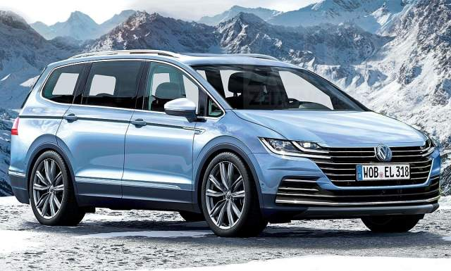 40 New 2020 VW Sharan Picture