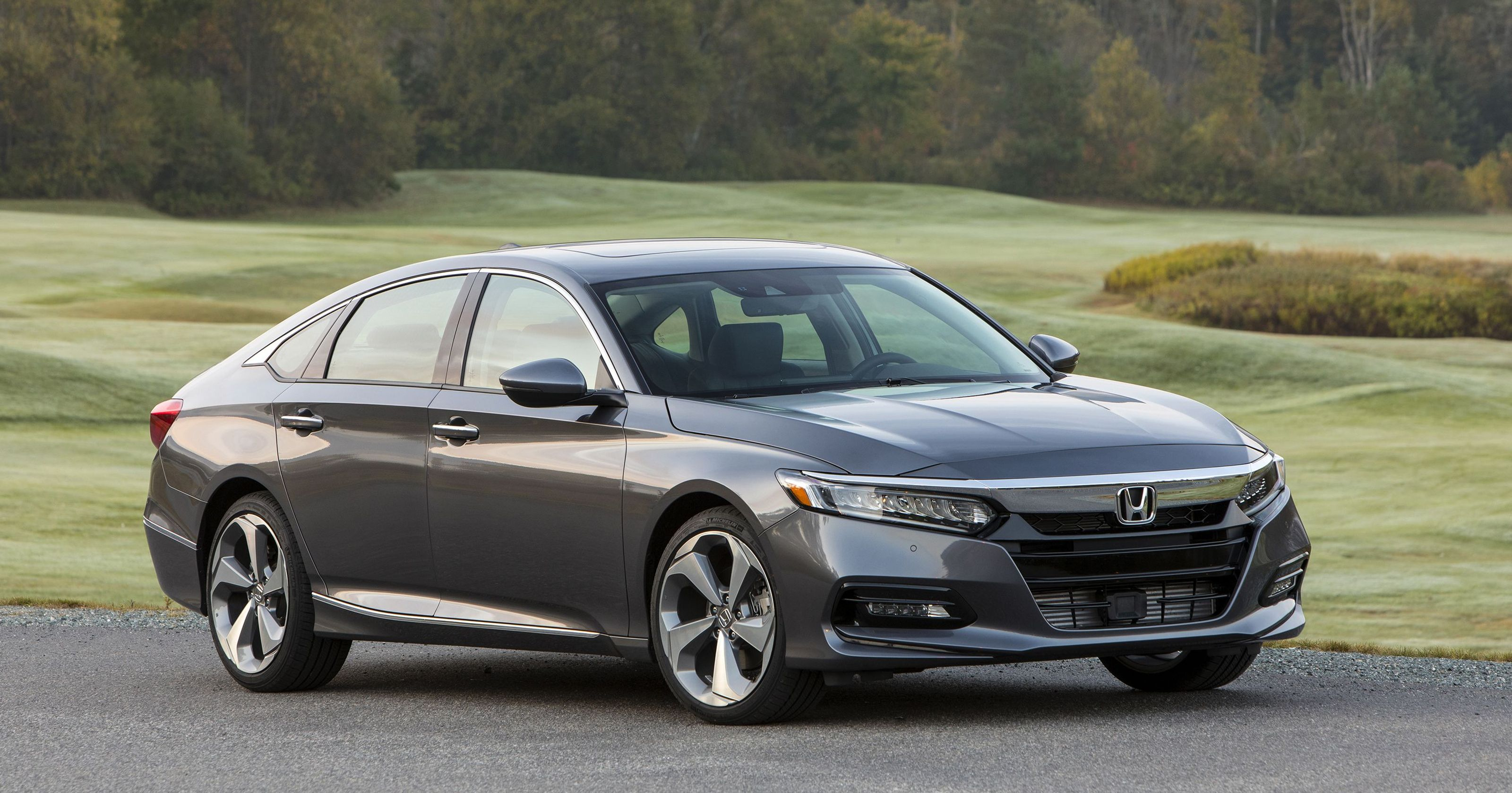 40 The 2019 Honda Accord Sedan Spy Shoot