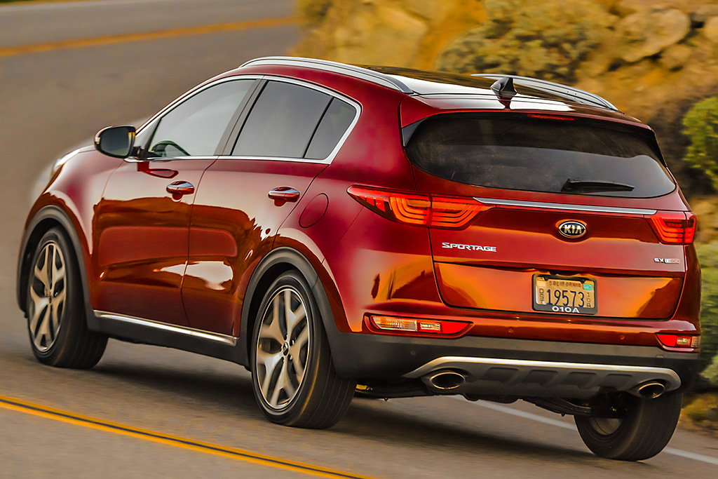 40 The 2019 Kia Sportage Review Pictures