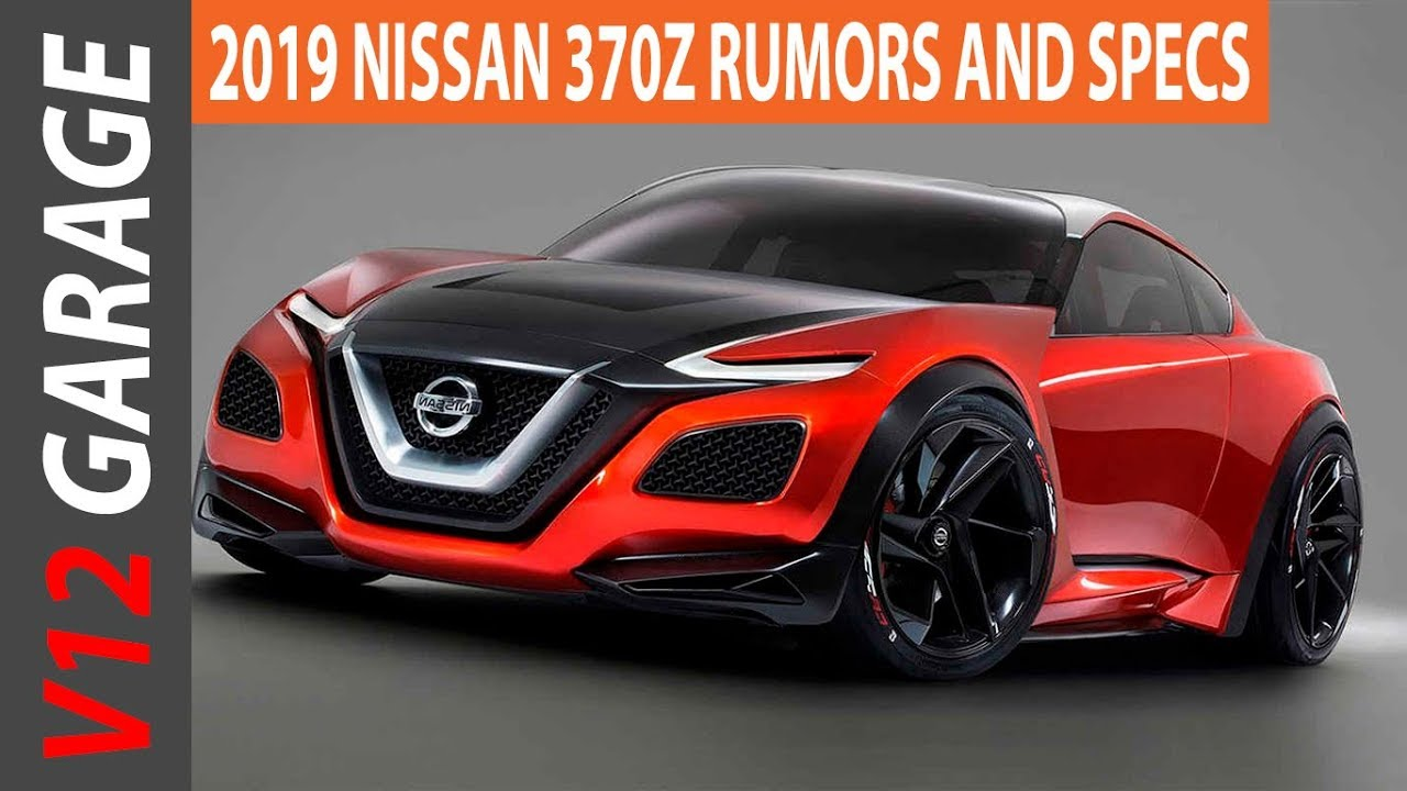40 The 2019 Nissan Z Car Specs