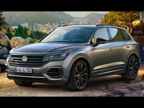 40 The 2019 Vw Touareg Tdi Specs and Review