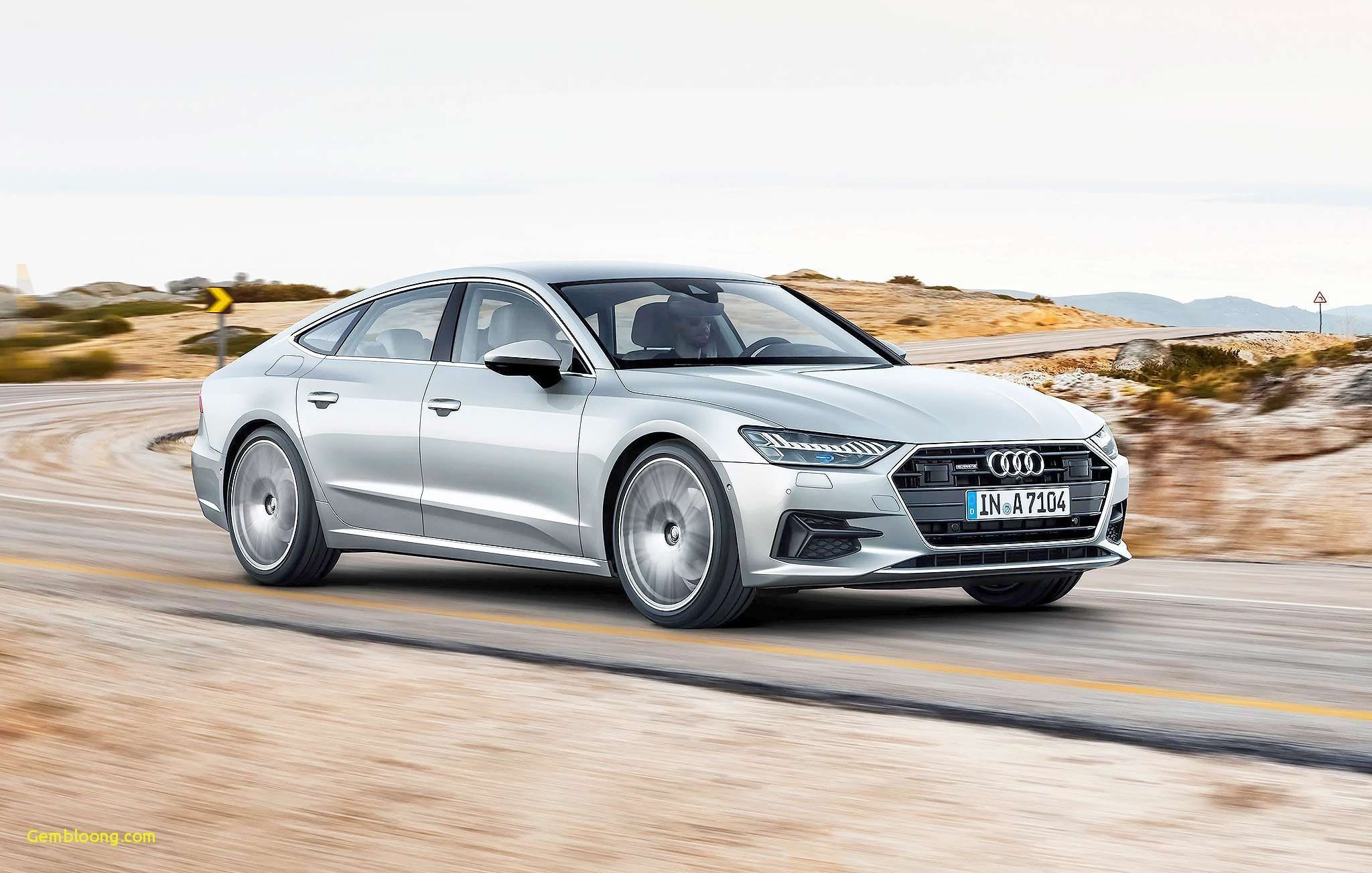 40 The 2020 Audi A7 Colors Redesign