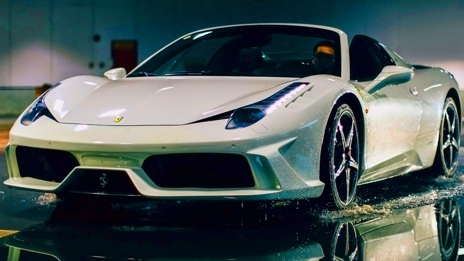 40 The 2020 Ferrari 458 Spider Exterior