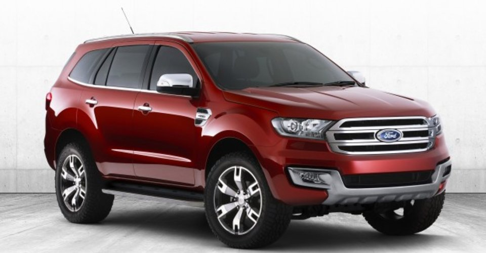 40 The 2020 Ford Everest Ratings