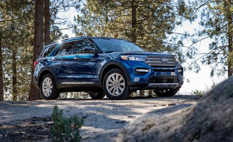 40 The 2020 Ford Explorer Sports Configurations