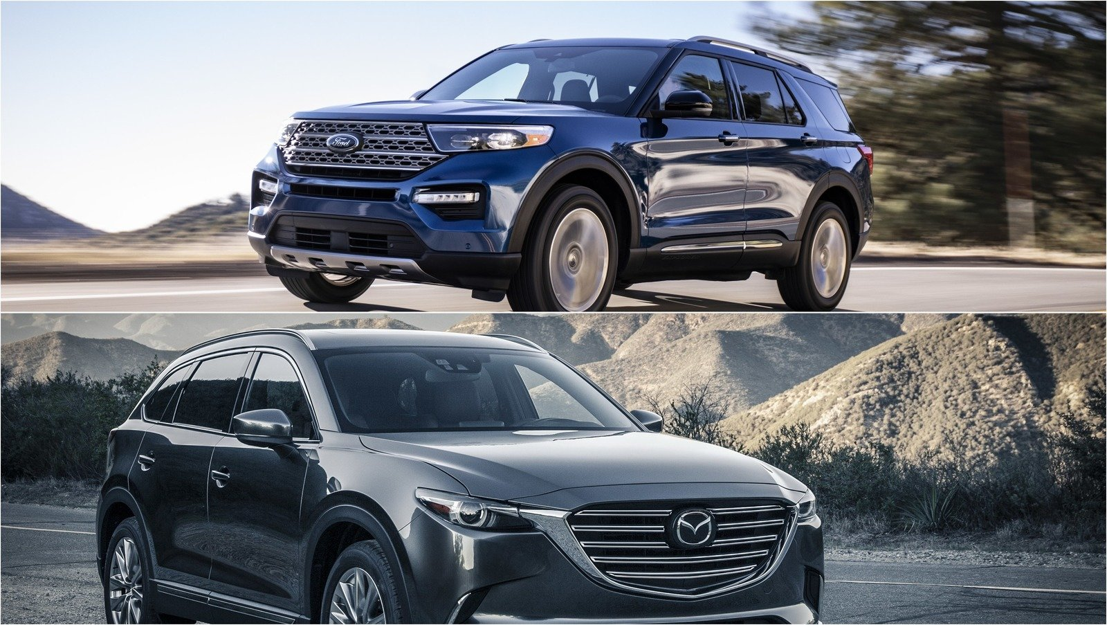 40 The 2020 Mazda CX 9s Images