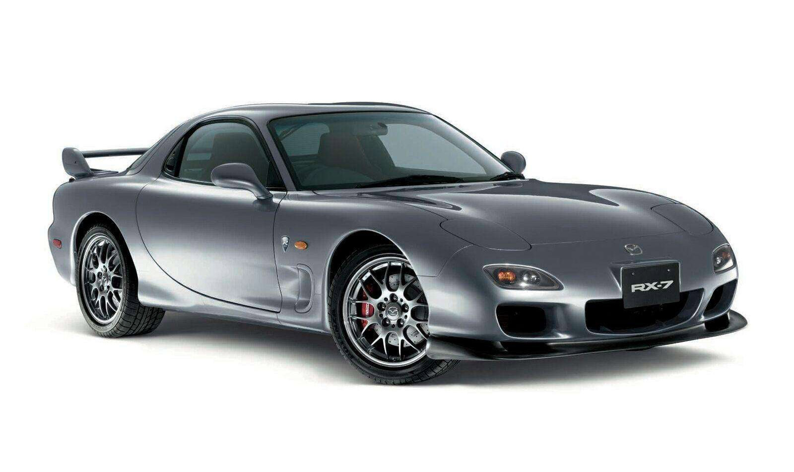 40 The 2020 Mazda RX7 New Concept