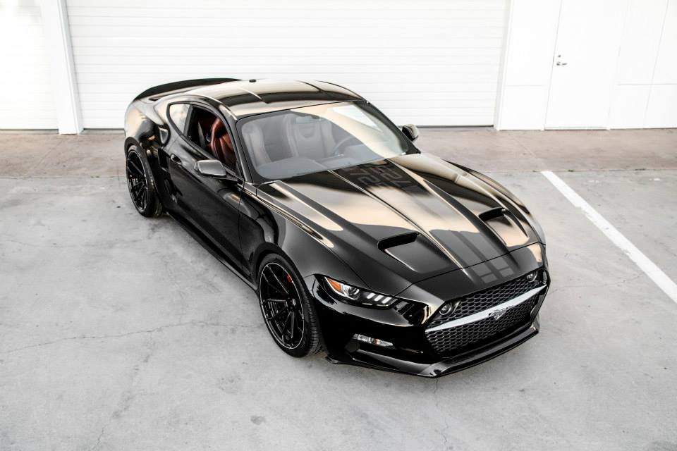 40 The 2020 Mustang Rocket Images