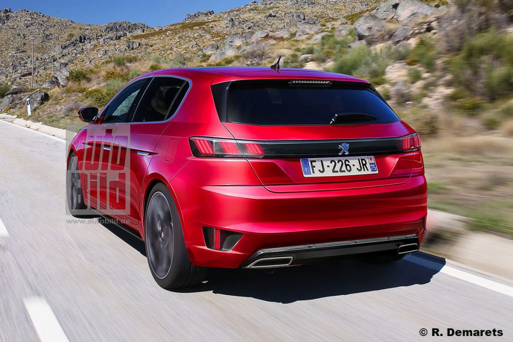 40 The 2020 Peugeot 308 Rumors