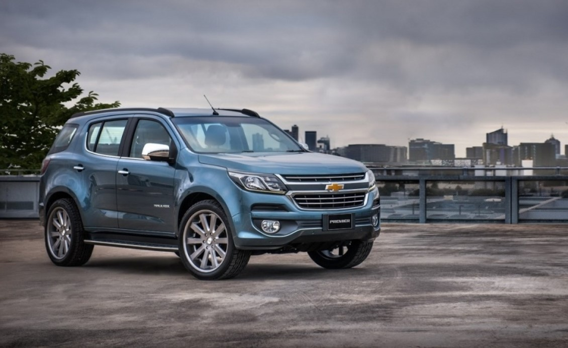 40 The 2020 Trailblazer Ss Us Price Design and Review