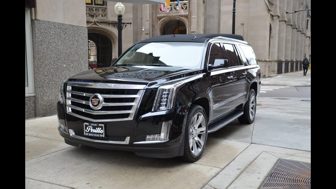 40 The Best 2019 Cadillac Escalade Luxury Suv Photos