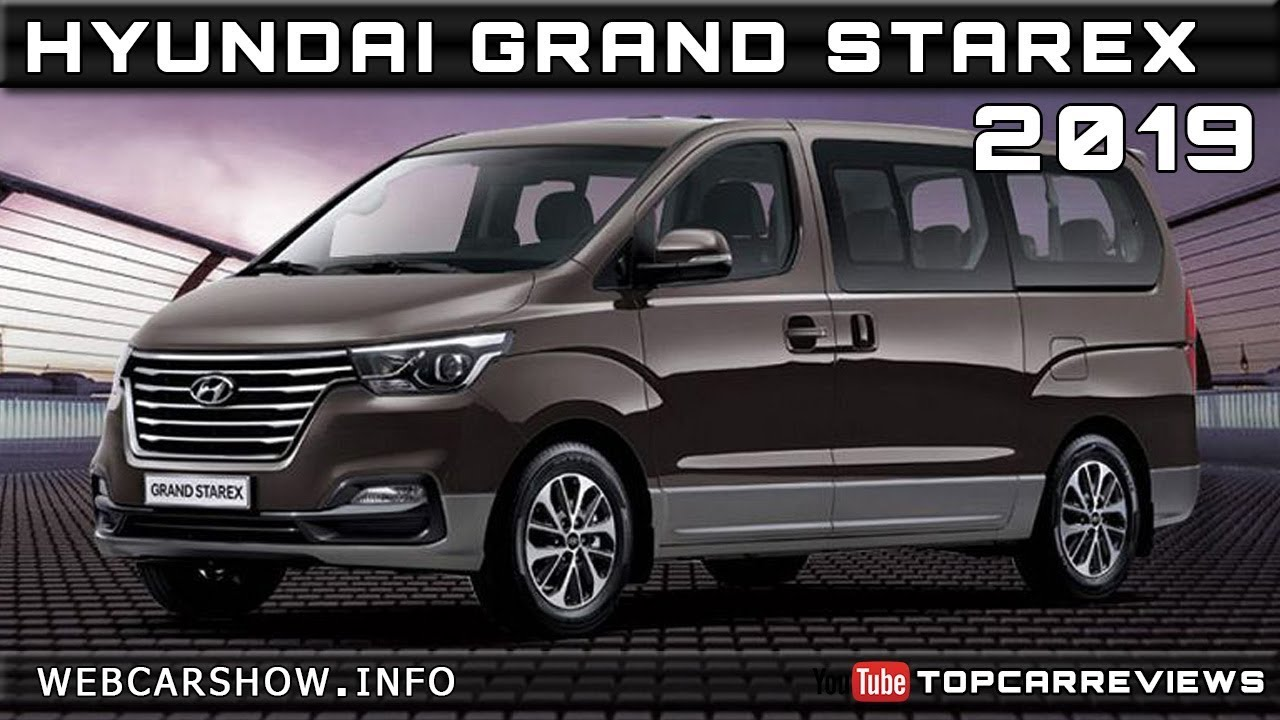 40 The Best 2019 Hyundai Starex Pricing