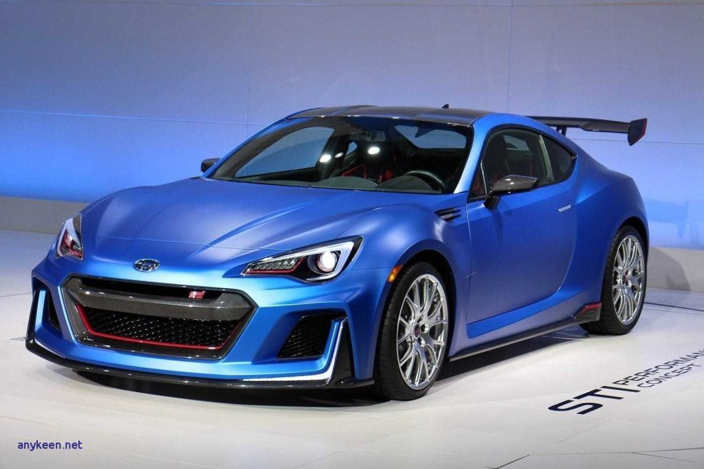 40 The Best 2019 Subaru Brz Sti Turbo Release Date