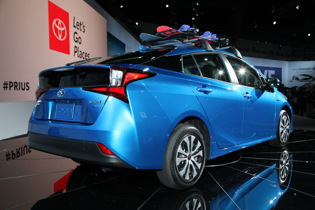 40 The Best 2019 Toyota Prius Pictures Redesign
