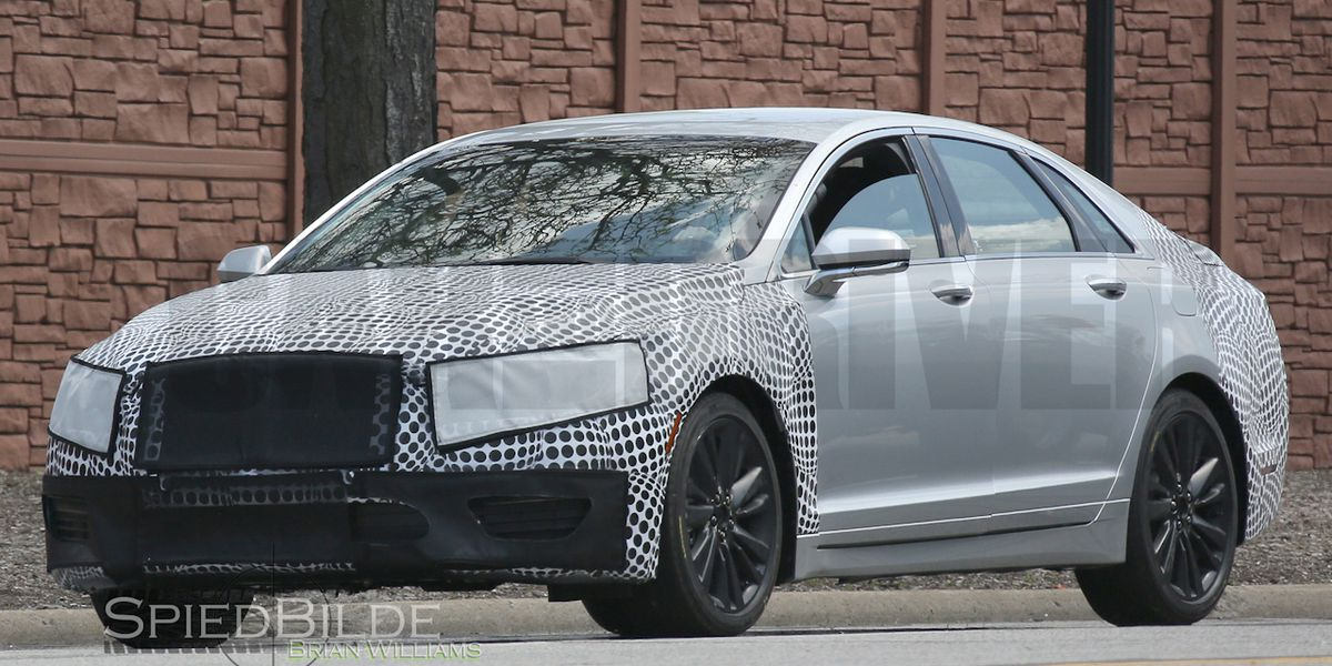 40 The Best 2020 Spy Shots Lincoln Mkz Sedan Prices