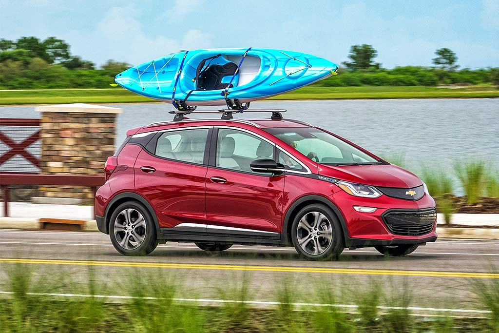 41 A 2019 Chevy Bolt Specs