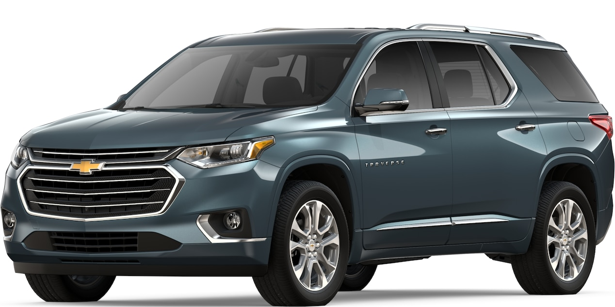 41 A 2019 Chevy Traverse Speed Test