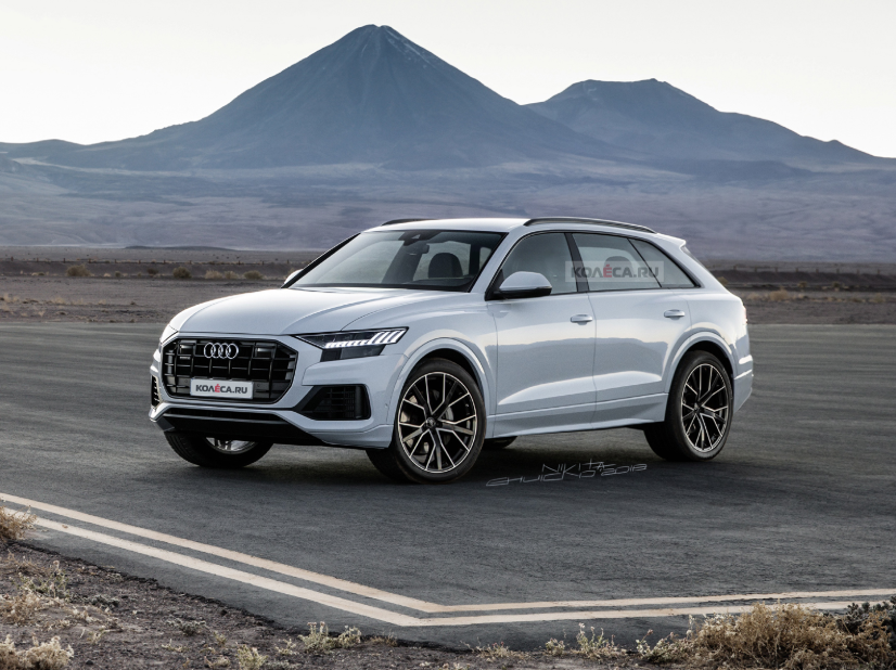 41 A 2020 Audi Q9 Price Design and Review