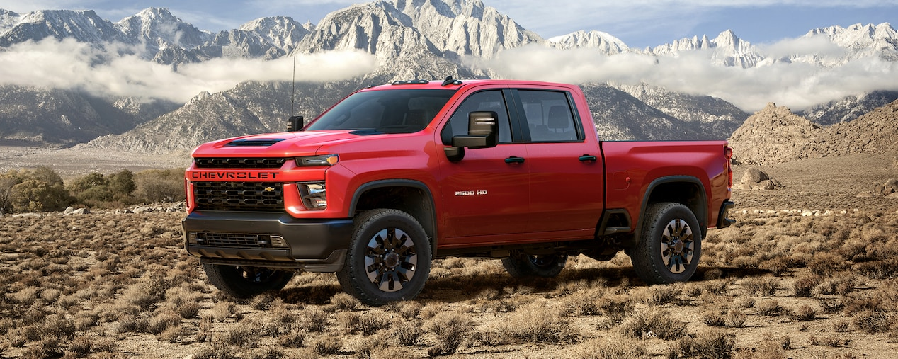 41 A 2020 Chevy Silverado Redesign and Review
