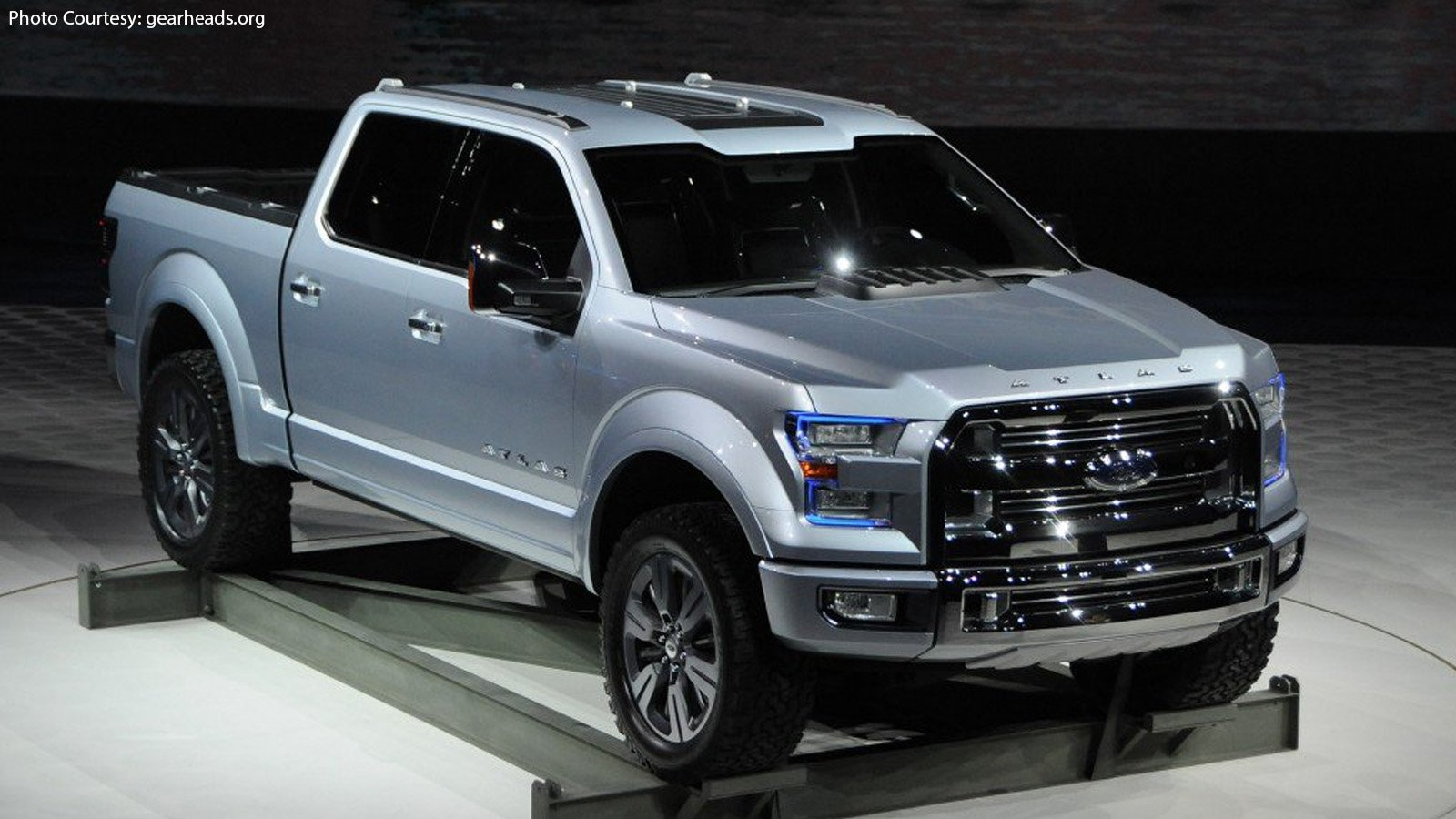 41 A 2020 Ford 150 Concept