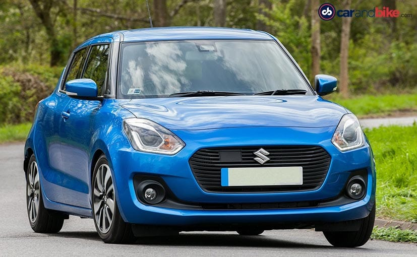 41 A 2020 Suzuki Swift Price