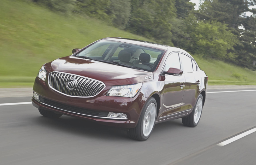 41 All New 2020 Buick Lesabre Redesign and Review