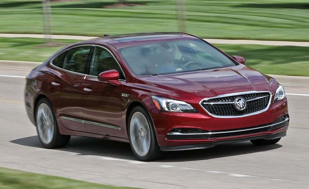 41 All New 2020 Buick Park Avenue Review