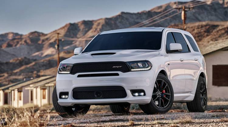 41 All New 2020 Dodge Durango Srt New Concept