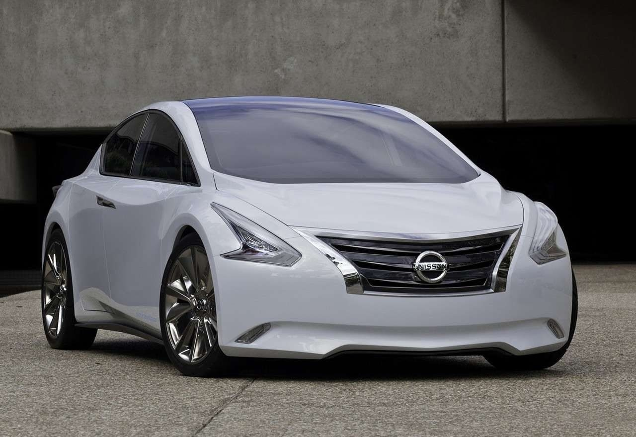 41 All New 2020 Nissan Altima Coupe First Drive